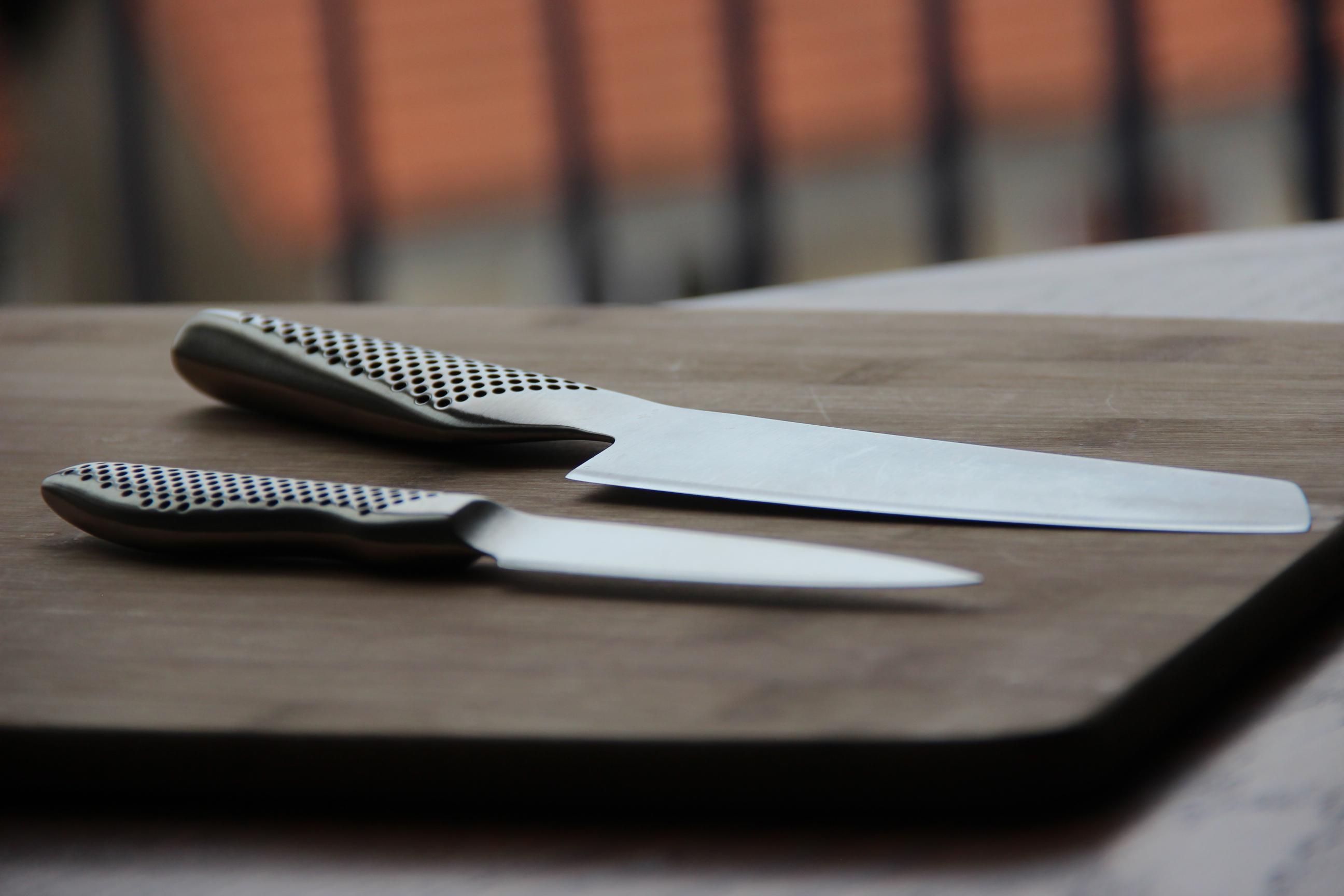 Comment utiliser un couteau de cuisine - Comment affuter un couteau ...