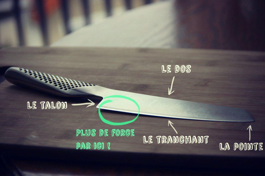 Comment utiliser un couteau de cuisine - Comment bien aiguiser un couteau ...